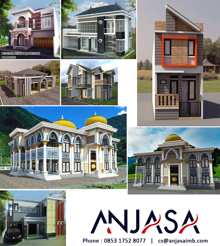 Jasa Arsitek Cikarang Murah – Jasa Desain Rumah Cikarang
